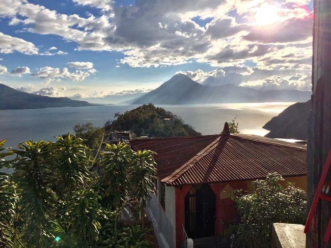 Mountain Guatemala Atitlan Lake 🇦🇷 Sky Nature Beauty In Nature