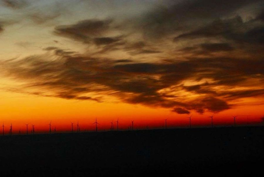 Burgos SpainSilhouette Nature Rural Scene Time To Relax Special No People Nature Is Life. Love The Nature Power Of Nature Sky Cloud - Sky Tranquility Sun Horizon Multi Colored Day Dramatic Sky Autumn Beauty In Nature Sunset Orange Color Scenics Landscape Tranquil Scene Outdoors