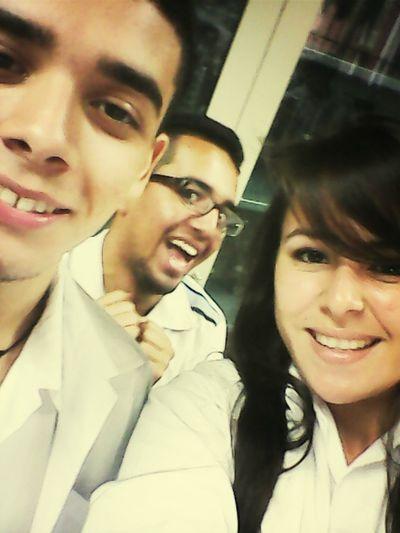 My Locos Amigos Laboratorio Quimica