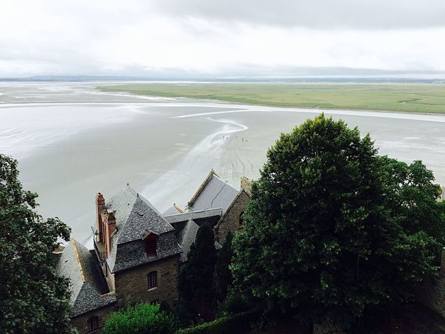 France Normandie Sea And Sky Composition Mont Saint-Michel Beachphotography Horizon Landscape Normandy A Bird's Eye View Finding New Frontiers