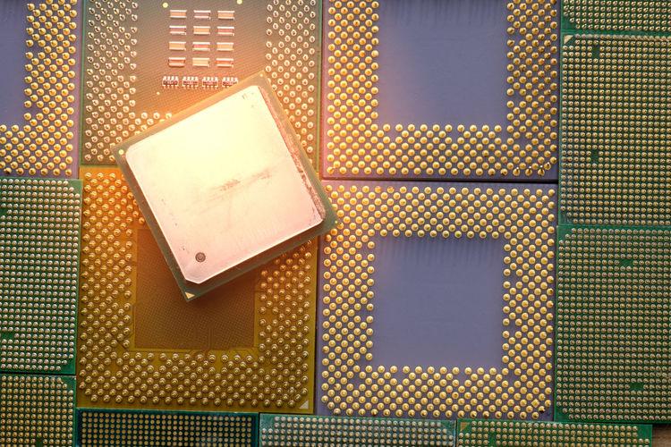 CPU Electronic