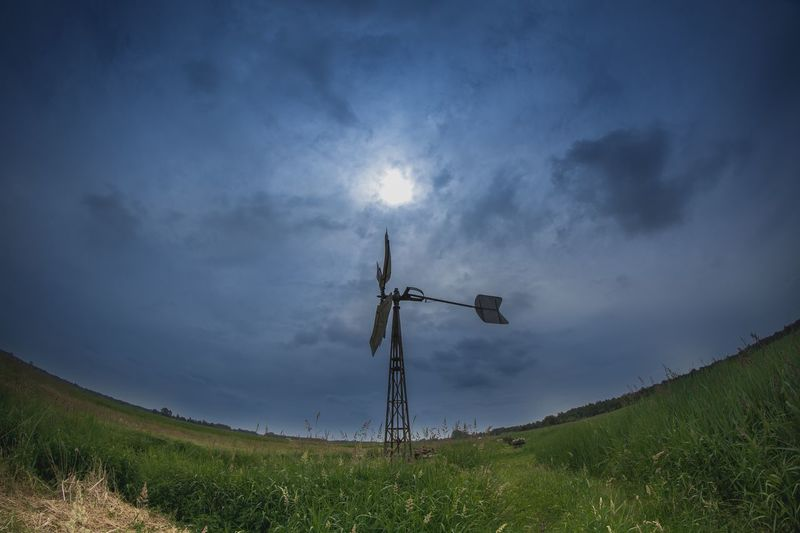 Full moon Windmill First Eyeem Photo Weerribben Staatsbosbeheer Full Moon