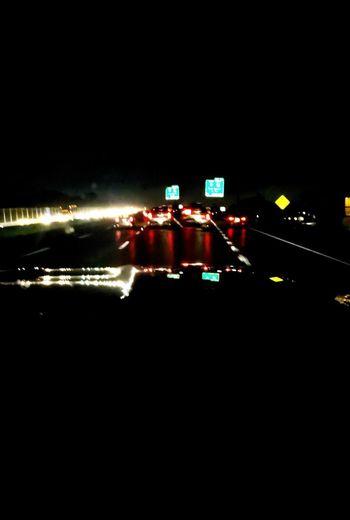 Traffic Glares Latenight Tail Light Glistening Droplet Rainy Weather Busy Street City Water Nightlife Sky Vehicle Roadways First Eyeem Photo HUAWEI Photo Award: After Dark #urbanana: The Urban Playground Urban Fashion Jungle EyeEmNewHere Be Brave