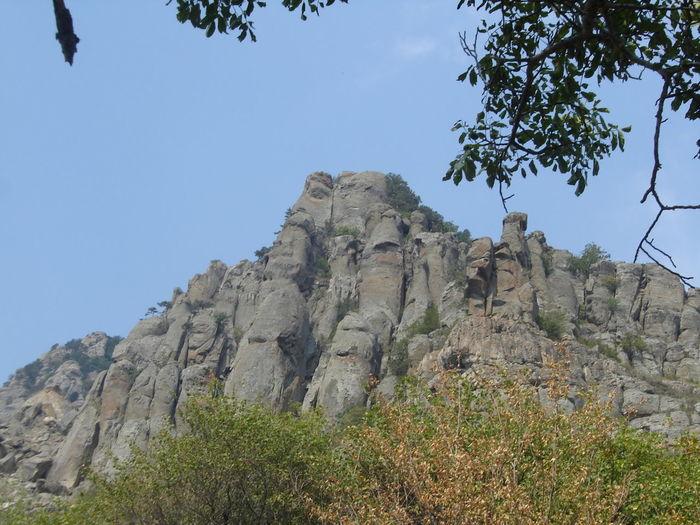 Ghost Valley Mountain Crimea