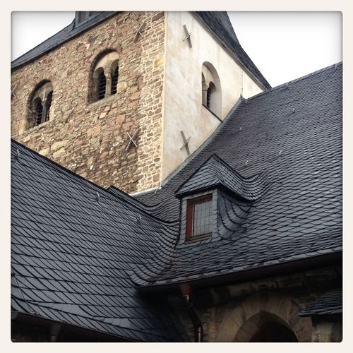 Walking Around Taking Photos Architecture St Johanniskirche