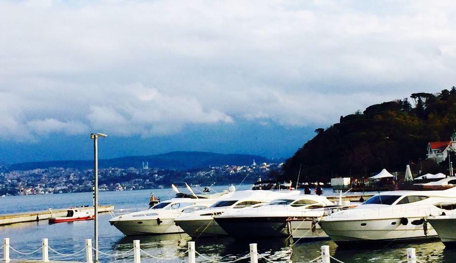 Tarabya Marina Bosphorus Tarabyamarina Istanbul Boats Sea Marina Mobilephotography IPhoneography