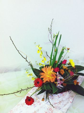 Flowers Flowerporn Flower Arrangement 花 皆様ご無沙汰してます。イロイロひと段落つきました*\(^o^)/*