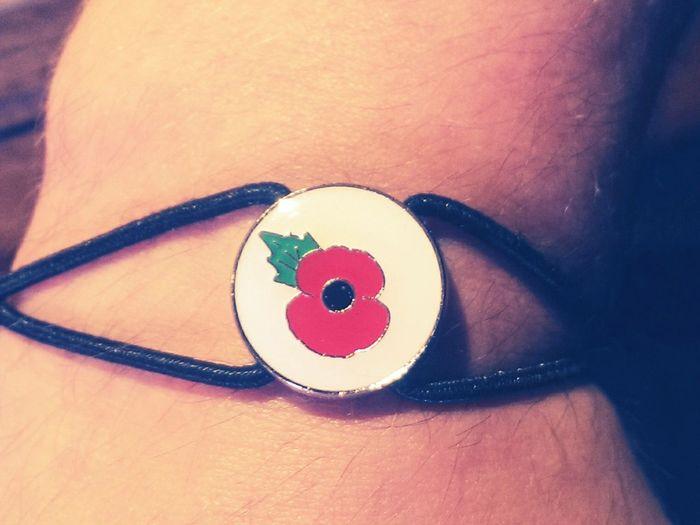 British Legion Poppy WW1 Centenary