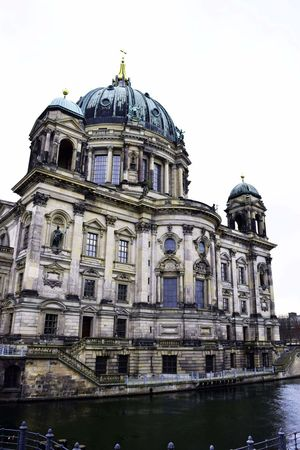 Dome Architecture City Clear Sky No People Building Exterior Travel Destinations Day Built Structure Berlin Germany Tagsforlikes Like4like Duomo