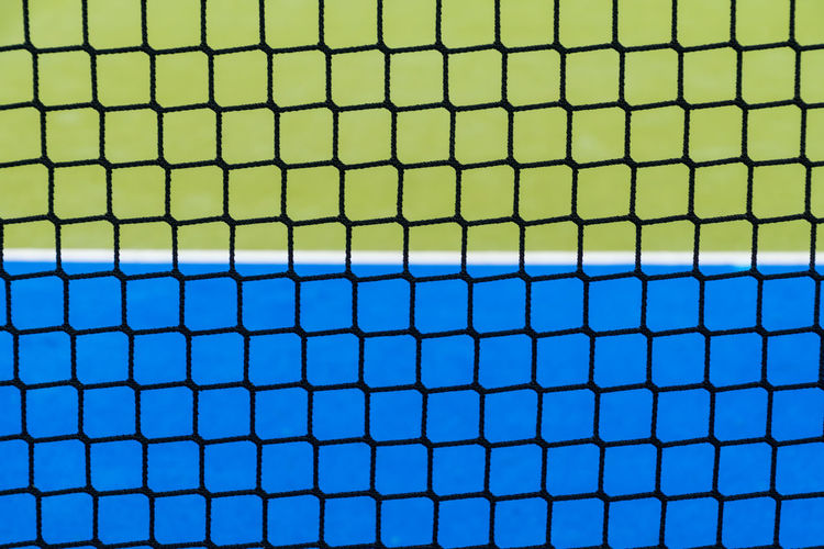 Nature Hockey Soccer Patterns Blue Sport Day Fence Minimalism Field Outdoors Pattern Minimalistic Close-up No People Sport Field Green Color Backgrounds Full Frame Creative Space The Graphic City The Creative - 2018 EyeEm Awards 17.62°