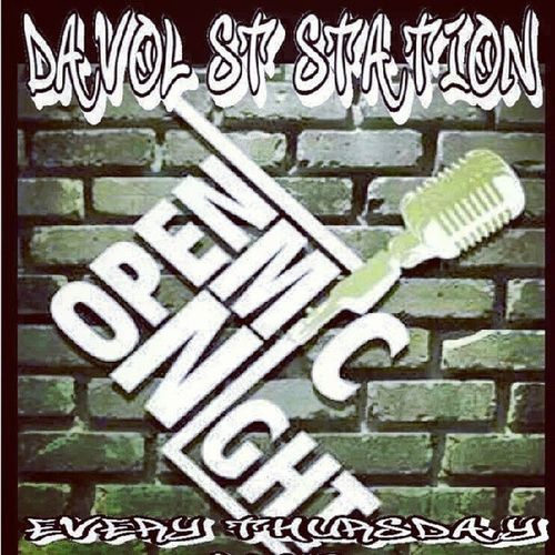 Tonight Openmic SUPPORT LOCALHIPHOP