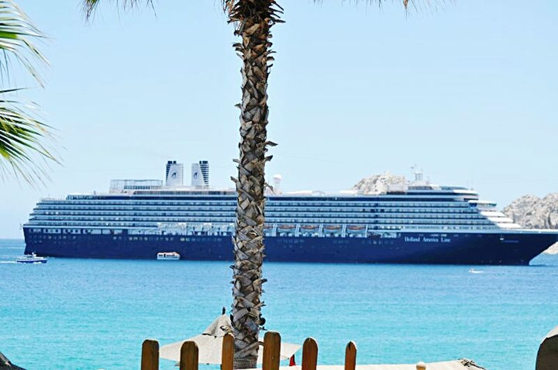 Cruise Ship Cabo San Lucas Scenery💋 Tropical Summer ☀ Mobilephotography Traveling Ocean Vacation Sky