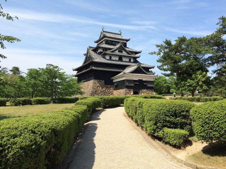 Architecture Castle Japan Japanese Castle Ancient Civilization Building Exterior Built Structure Day History Mature Adult No People Sky Travel Destinations