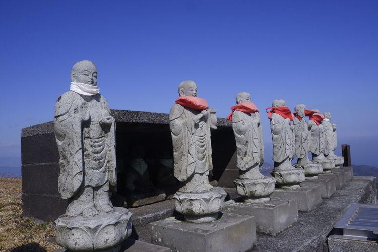 ancient monk