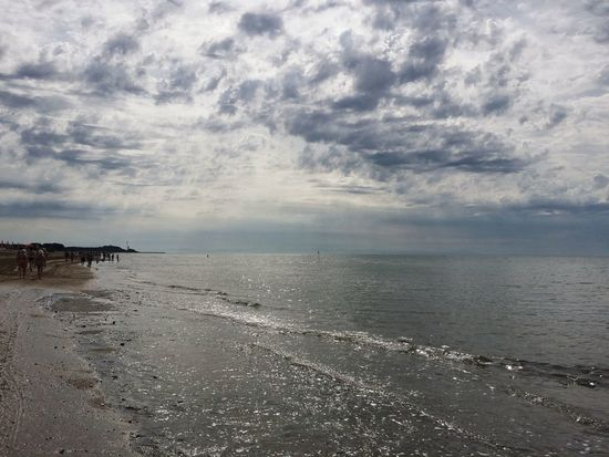 Sea Water Beach Nature Horizon Over Water Cloud - Sky Tranquility Outdoors Beauty In Nature Sky No People Day Streamzoofamily Today Was A Good Day Blue Streamzoo Clouds And Sky