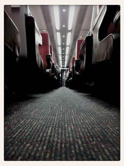 18.15 St Pancras to Leeds. Intercity 125