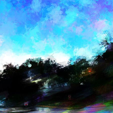 NEM Painterly NEM Submissions IPhoneArtism NEM Clouds