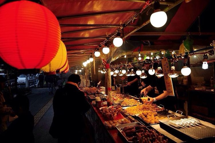 Festival Foods Okinawa Matsuri Asian Food