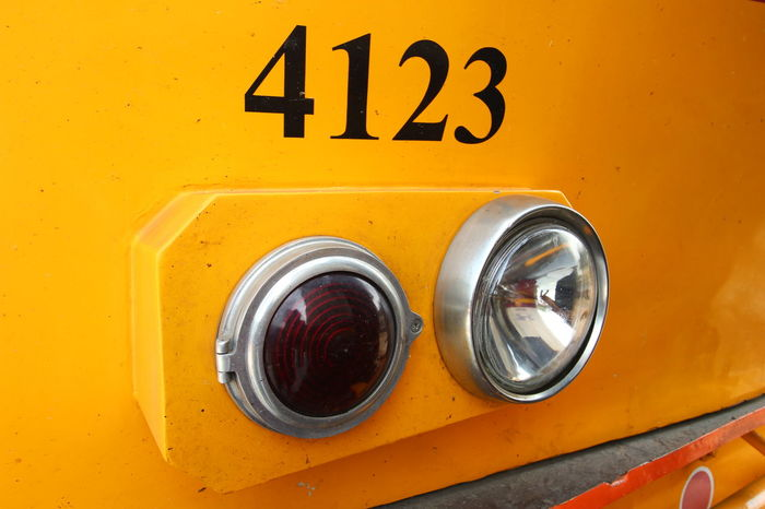 train headlight Train Lights Car Close-up Day Full Frame Headlight Land Vehicle Marker Light Mode Of Transport No People Outdoors Transportation Yellow