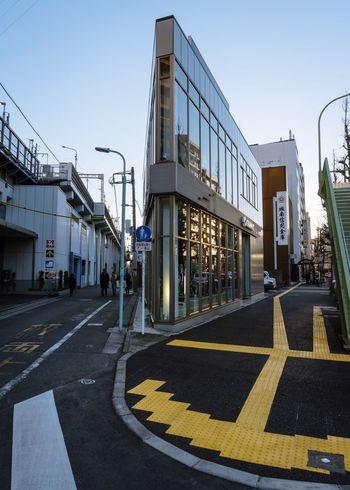 Tokyo, Japan, 2018. 6648 https://instagram.com/p/BimQZtQlOFp/ EyeEm Best Shots Japan Photography Architecture Sign Built Structure City Transportation Road Marking Building Exterior Road Street