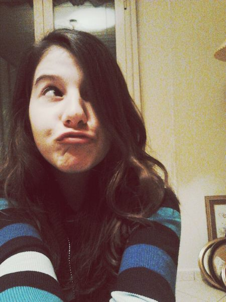 Cute♡ Girl Funny Funny Faces