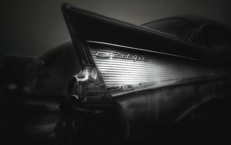 Chevy Bel-Air Cars Vintage Cars Classic Car Taking Pictures Dark Black And White Blackandwhite HDR Hdr_Collection Chevy CHEVROLET BEL AIR Chevrolet