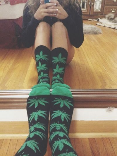 Weed, Huff Socks Stonerdays