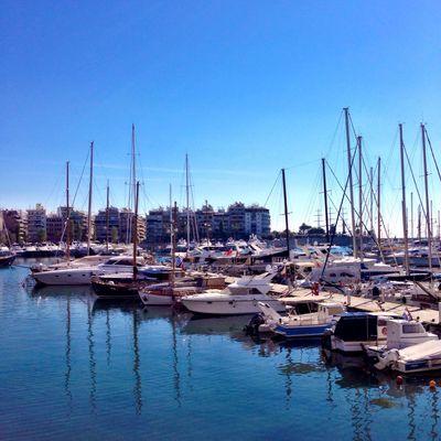 Port of Piraeus... #visitGreece #TBEXathens #TBEX