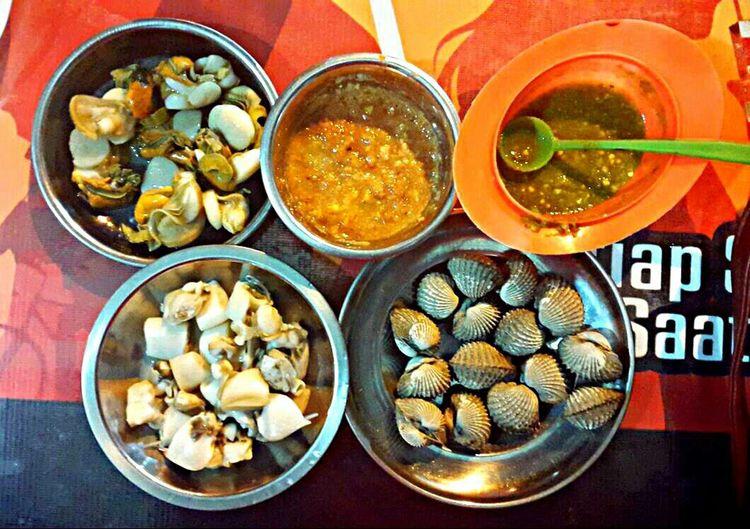 Ahhhh nostalgia😍😍 makanan kesukaan sejak kecil Seafood Clams