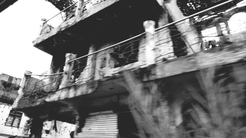 #ruins #marawiseige