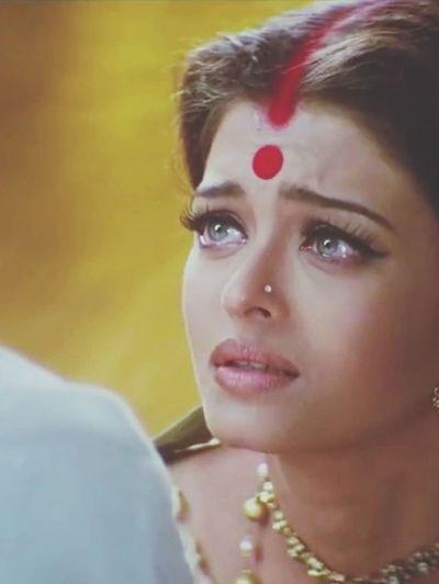 Paro Beauty AishwaryaRaiBachchan Devdas Bollywoodmovies