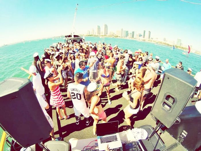 YACHT PARTY THIS SATIRDAY! 1-430pm Ladies FREE guest list / guys $20 contact Ling for guest list and tickets. 760.893.0166 Yacht Party Saturday