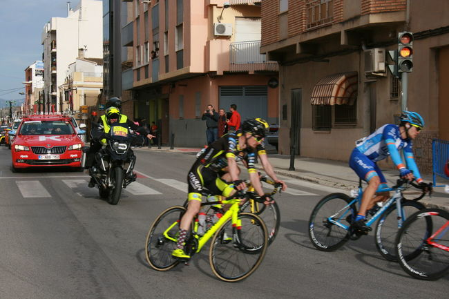 Big sport event in the small spanish town. Bicycle Bicycle Race Bicycles Bicycling Colorful Compete Competition Competitive Sport Crowd Cycling Group Of People Race Racing Racing Bicycle Sport Racing Team Sport