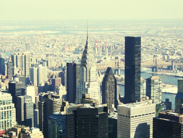 N.Y. Skyscraper Urban Skyline City Skyline Big City Life The Architect - 2017 EyeEm Awards