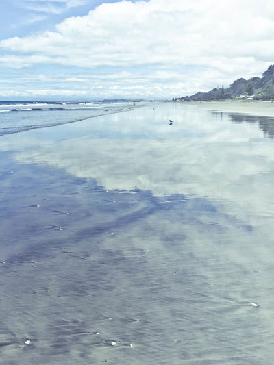 Bay Of Plenty Region Beauty In Nature Cloud - Sky Day Landscape Nature New Zealand No People Ohope Outdoors Scenics Sea Sky Tranquil Scene Water