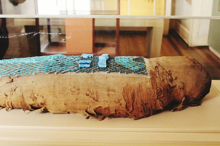 Harsiese Museu Nacional Museu Da Quinta Mumia Tebas Museum Close-up Art Museum