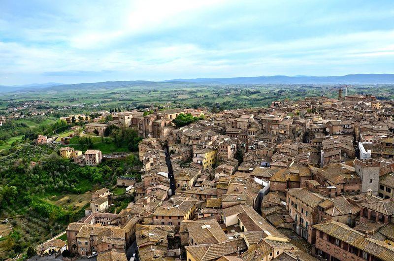 Toscana Italia Italy Toscana Tuscany Siena No People Landscape Cityscape City