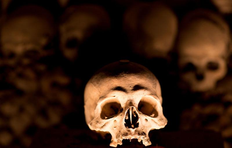 Fontanelle Naples Religion Skull