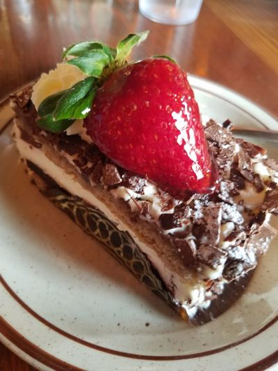 French Pastries French Pastry Strawberry Cake Sweets Delicious Chocolate