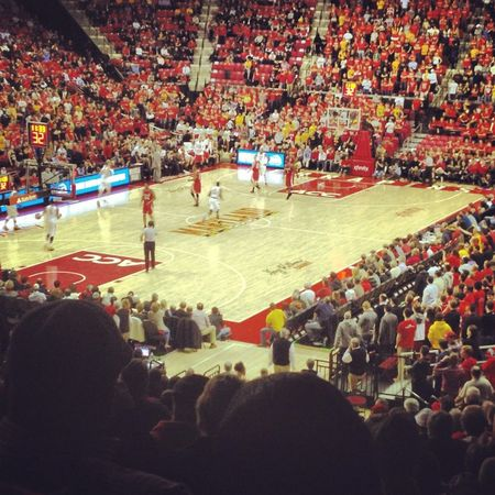 Maryland Vs NC State