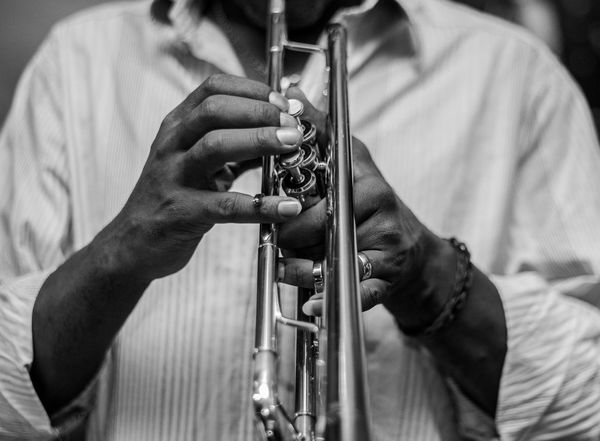 B&wphotography Bandshow Balck And White Musician Musica Playing Music Saxophone TakeoverMusic