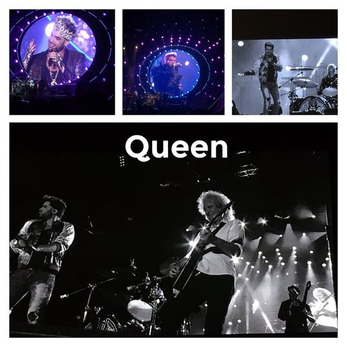 Queen's Concert Queen Eye4photography  Bestbandintheworld SingingAllTheWay Fun