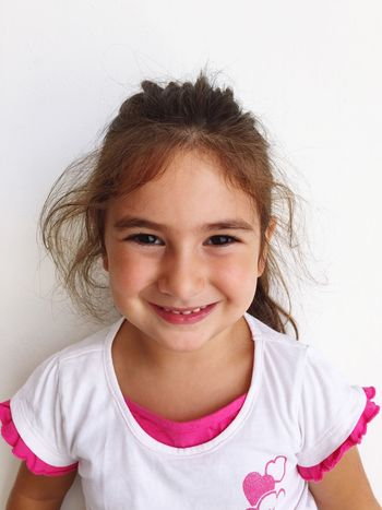 Happy version Happy Happy People Happiness Happiness ♡ Smile People Child Babygirl Portrait Smiles