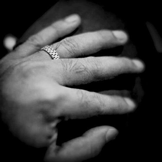 Ring That's Me Art Yourself Blankandwhite