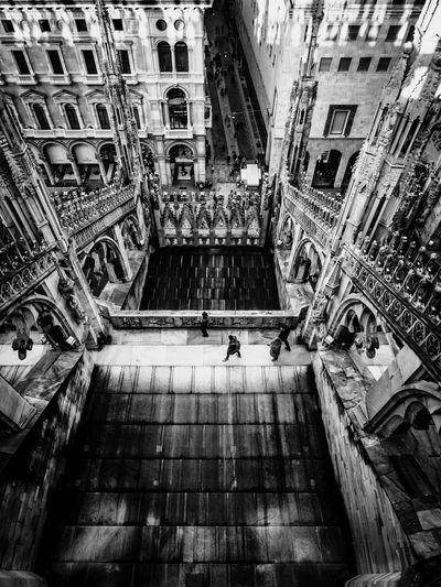 Olympus // Duomo Milano // Nov'16 Architecture Building Exterior City Mirrorless Olympus Italy Milano Streetphotography Milan My Year My View The Architect - 2017 EyeEm Awards