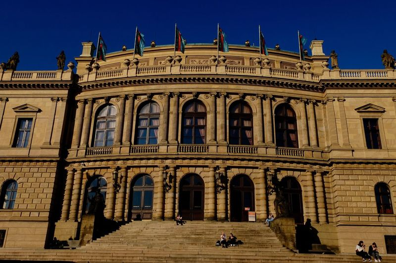 Architecture Building Exterior Built Structure Tourism Travel Destinations Group Of People Sky Travel Clear Sky Crowd The Past Façade History Real People Large Group Of People Men Nature Day Women Low Angle View Outdoors Architectural Column Government