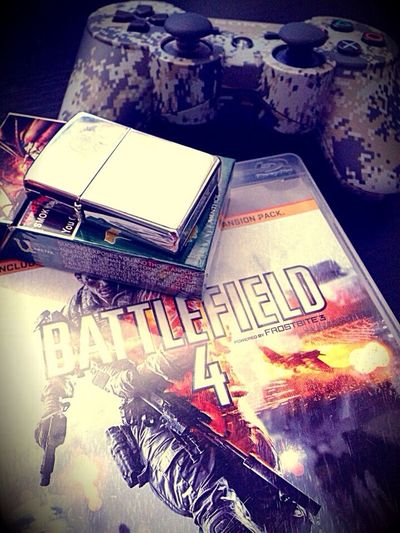 Battlefield 4 Relaxing Playing PS3