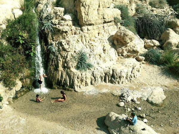 Ein Gedi Judean Desert Desert Hike Hikeordie Israel ישראל עין גדי Waterfall Oasis Desert Paradise Desert Life