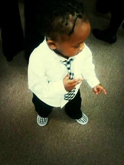 He Too Fresh . Lol .