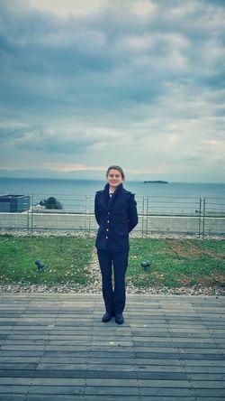 That's Me Hello World Istanbul Turkey Navi Denizciolmak Enjoying Life That's Good Deniz Tuzla Pru